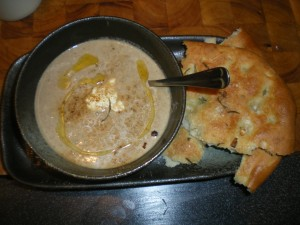 Soup and Foccacia 032