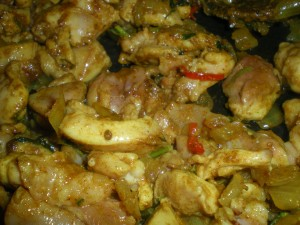 Chicken Jalfrezi 013