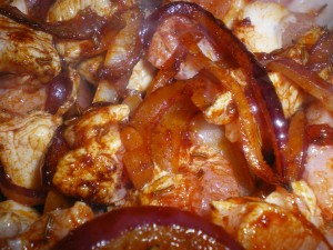 Pork and Pepper goulash 009